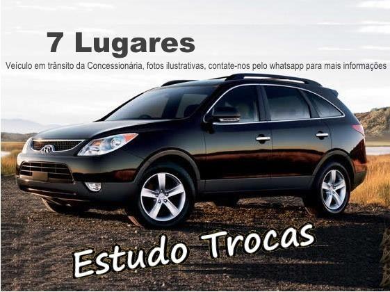 Vera Cruz | Hyundai Vera Cruz 7 Lugares 3.8 - 2009 C/ Teto