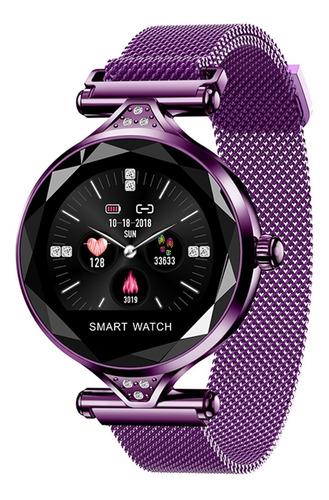 Reloj Inteligente Smart Watch H1 Pro Dama Original Fralugio