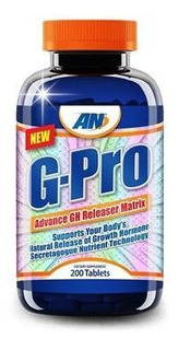 Suplemento Gh Pro Arnold Nutrition 200 Tabs