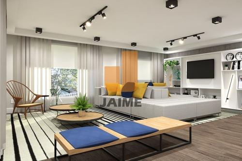 Apartamento Em Moema, 3 Dormitórios, Sendo 2 Suítes, 2 Vagas Em 171 M2 - Bi4433