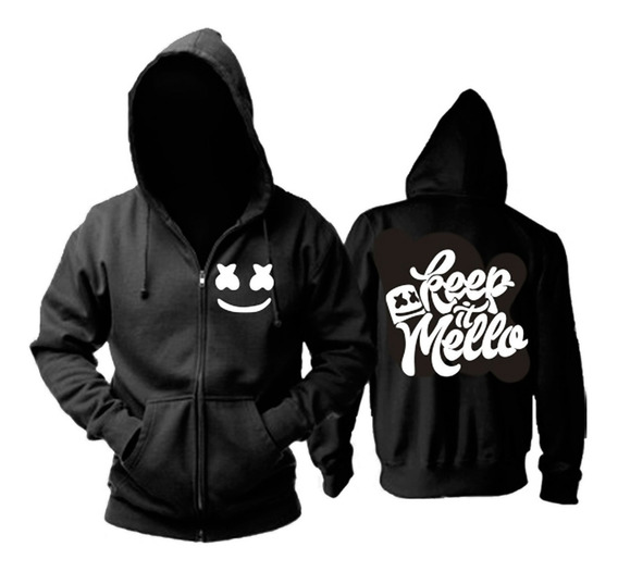 Campera Marshmello Keep It Mello Color Animal