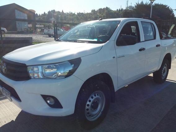 Toyota Hilux Hilux 4x2 2.5 2018