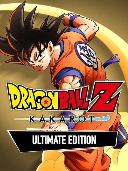 Dragon Ball Z Kakarot - Pc Mídia Digital + Brinde