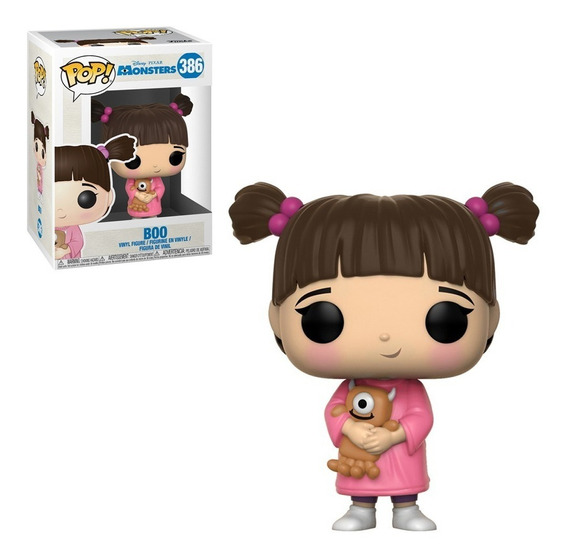 Figura Funko Pop Disney Monsters Inc - Boo 386