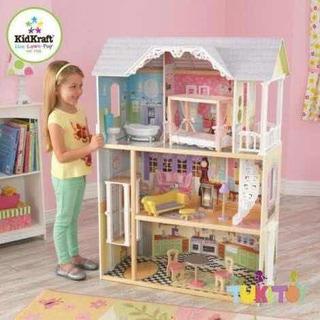 Kidcraft Casa De Munecas Con Accesorios
