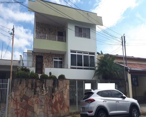 Imagem 1 de 30 de Casa Para Locação No Jardim Santa Rosália- Sorocaba/sp - Cm00414 - 68295770