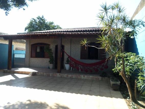 Diana/nova Iguaçu.casa 4 Quartos(1 Suíte C/banheira), 3 Banheiros, Quintal E 2 Vg. Garagem - Ca00414 - 32690758