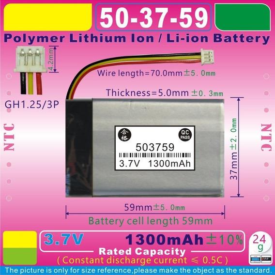 Bateria Gps Garmin Edge 605 Edge 705 (p/n 361-00019-12)