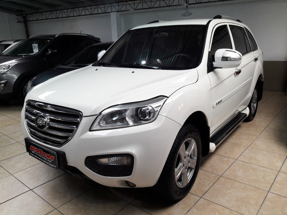 Lifan X60 Talent 1.8 Vvt Ano 2014 Completa Couro Multimidia