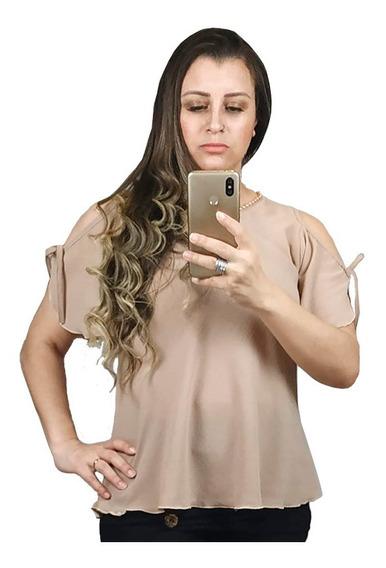 Blusa Blusinha Feminina Pérolas Evangélica Barata Promoção