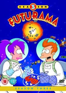 Futurama Serie Completa 7 Temporadas + 4 Peliculas