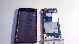 Repuesto De Sony Xperia U St25. Remate 10t