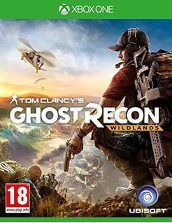 Ghost Recon Wildlands + Season Pass Dig Xbox One