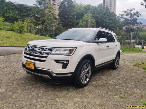 Ford Explorer Limited At 3500