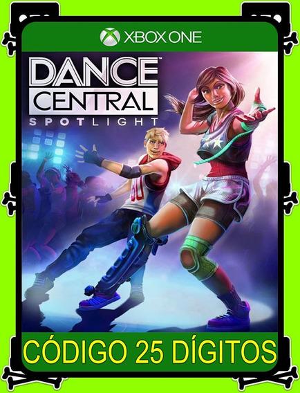 Dance Central Spotlight Xbox One - 100% Original (25 Dígitos)