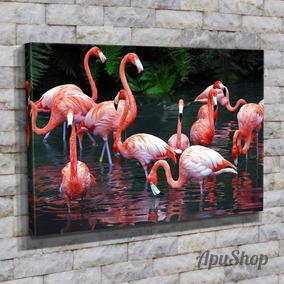 Cuadros Lienzo Canvas Modernos 90x60 Animales Miles Modelos