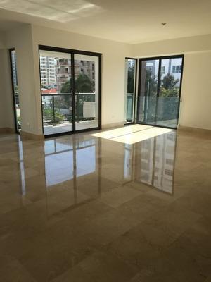 Apartamento En Venta De 3 Hab En Piantini