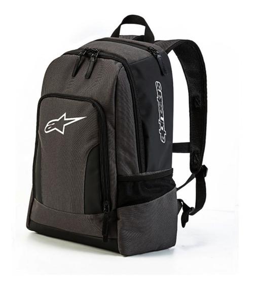 Mochila Alpinestars Time Zone Laptop 20 Lts Notebook Rider