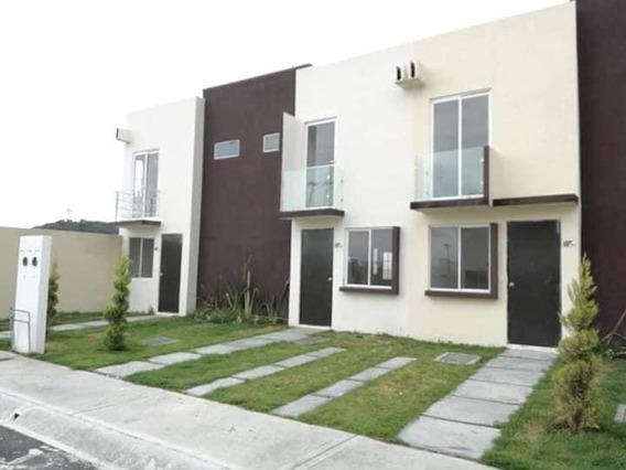 Hermosas Casas De 2 Niveles En Tizayuca, Hidalgo