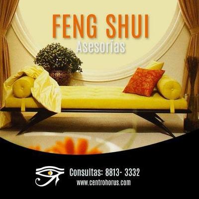 Enseñanza Del Feng Shui. Asesoría Y Decoración De Interiores