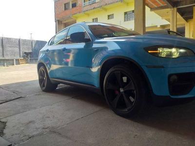 Bmw X6 4.4 Xdrive50i M Sport 5p 2014