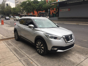 Nissan Kicks Exlusive Cvt 2017