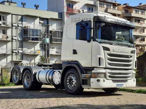 Imagem 1 de 8 de Scania G400 2012