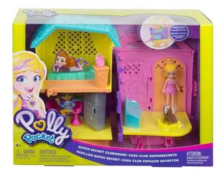 Polly Pocket - Casa Club - Mattel Gmf81