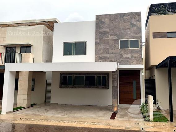 Casa En Venta En Cancun Aqua @caribbeanrealtors
