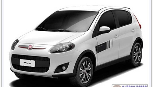 Fiat Palio 2013 1.6 16v Sporting Flex Dualogic 5p