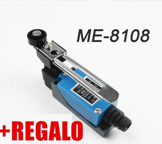 Limit Switch Interruptor De Limite Me-8108 Regalo