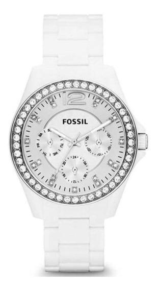 Arelógio Feminino Fossil Es3252a