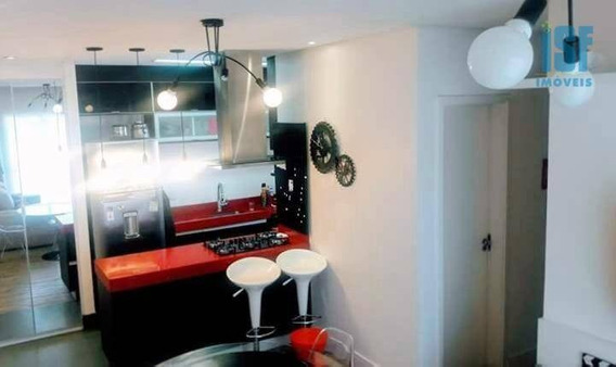 Innova São Francisco - Apartamento Residencial Para Locação, Umuarama, Osasco. - Ap19821. - Ap19821