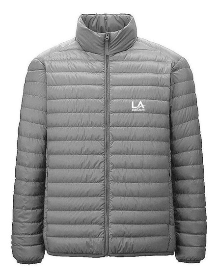 L.a Gear Campera Hombre - Ultralight Down Grey