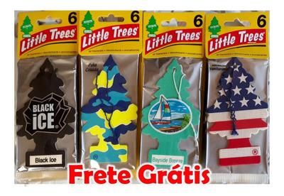 Little Trees Aromatizante Original Kit