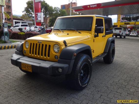 Jeep Wrangler Sport 4x4 3600 Cc Fe