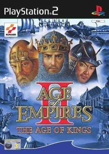 Age Of Empires 2 - Ps2 Patch + Encarte