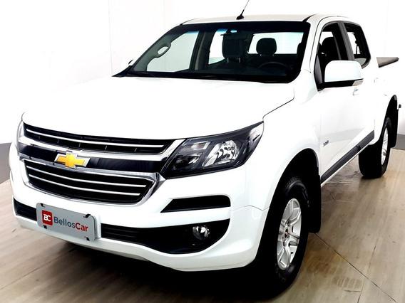Chevrolet S10 Pick-up Lt 2.5 Flex 4x2 Cd Aut. - Branco -...