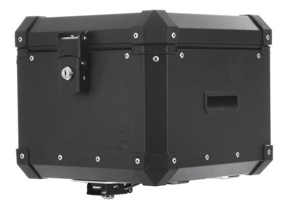 Top Case Bau Bauleto Moto Roncar 35 Litros Em Alumínio