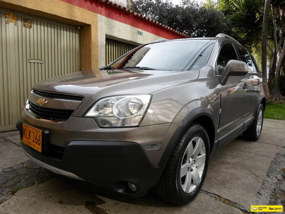 Chevrolet Captiva Sport 2.4 Sun Roof