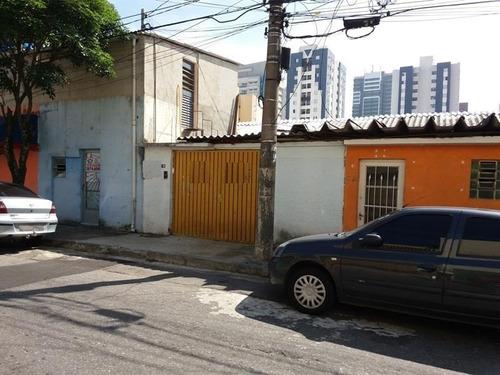 Casa Residencial À Venda, Vila Invernada, São Paulo - Ca0905. - Ca0905