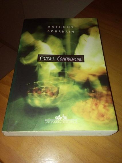 Cozinha Confidencial De Anthony Bourdain #