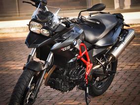 Moto Bmw Gs 700 Primium 800cc Modelo 2018 Como Nueva