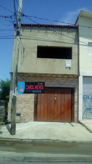 2 Salões Comercial E Sobrado 2 Suítes Mongaguá - 3379