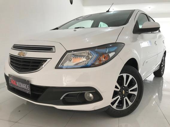 Chevrolet Onix 1.4 Ltz Único Dono 2014 Branco