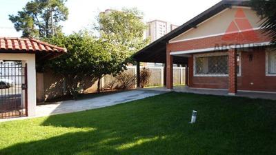 Casa Com 3 Dormitórios Para Alugar, 205 M² Por R$ 1.850/mês - Cidade Jardim I - Americana/sp - Ca2474