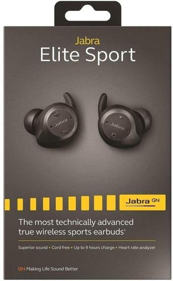 Jabra Elite Sport Melhor Fone Bluetooth Fitness Oportunidade