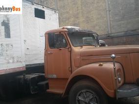Caminhão Scania -vabis 75 (jacaré) - Ano 1975 - Johnnybus