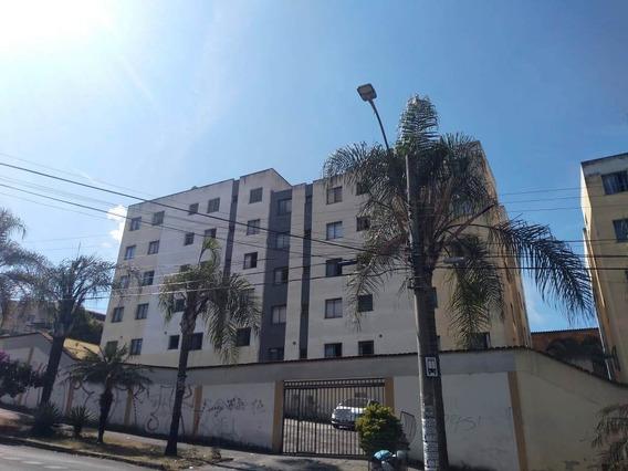 Apartamento 2 Quartos , 1 Vaga De Estacionamento, Bairro Santa Monica. - 2599