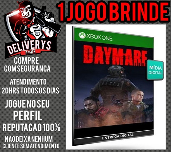 Daymare 1998 Xbox One Midia Digital + 1 Brinde